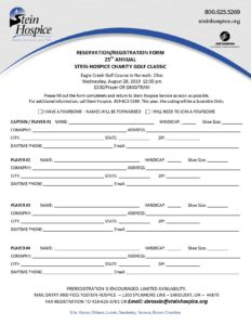 2019 Player Registration
