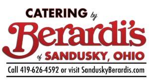 Berardis logo catering