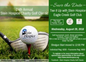 Stein Golf Save the Date